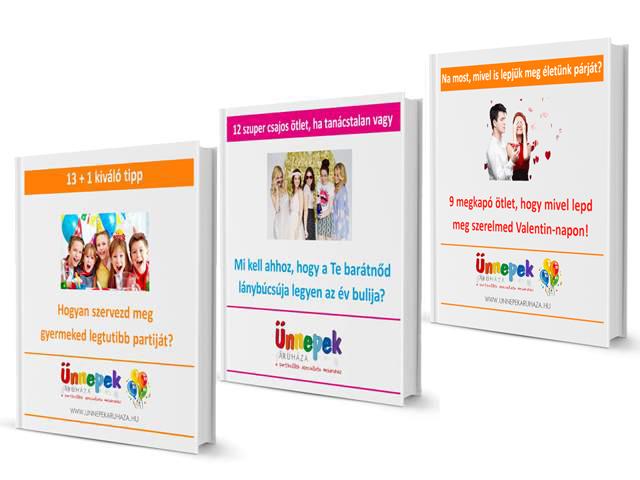Letölthető ebook - Smile Lufi, Party és Ajándék Bolt