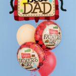 Apák Napja lufi dekoráció