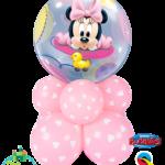 Minnie baby asztaldekoráció