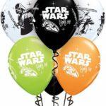 Star Wars héliumos bubbles luficsokor